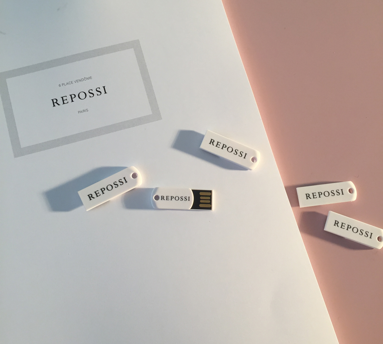 Repossi Clé USB
